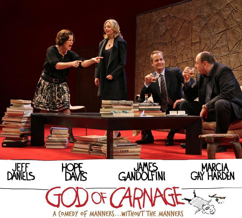 god of carnage film