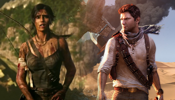 Tomb Raider vs. Uncharted