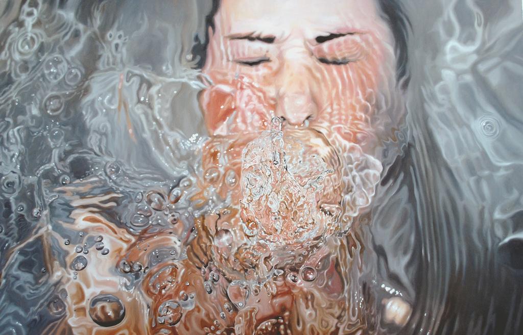photorealistic paintings