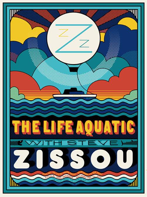 The Life Aquatic 18  x...