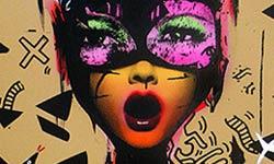 Brilliant Pop Art By Miss Bugs