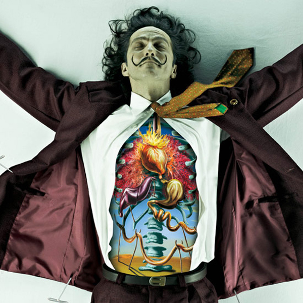 Must See Ad Campaign: Dali, Picasso, & Van Gogh Dissected ...