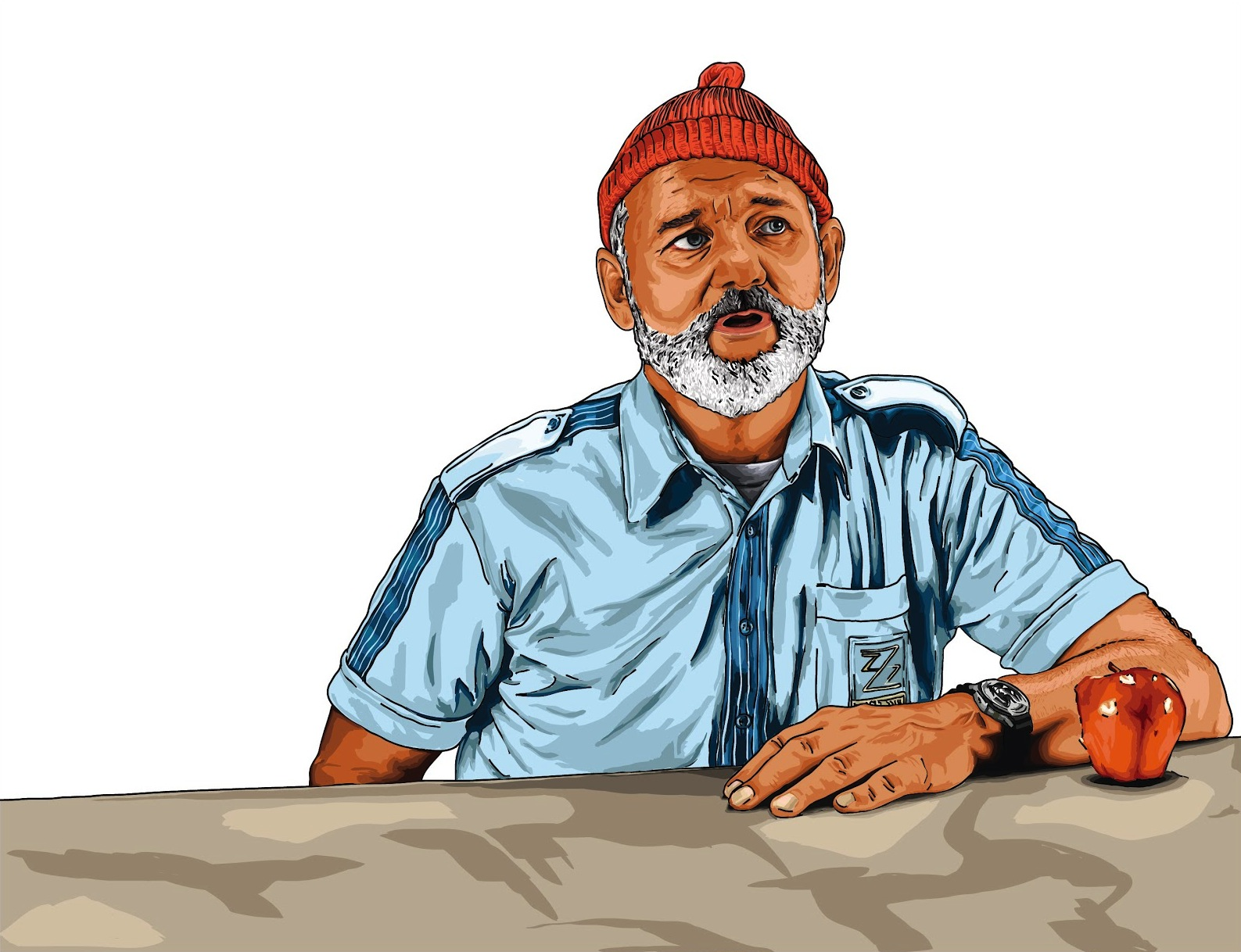 Wait What Theres A Bill Murray Coloring Book CROMEYELLOW