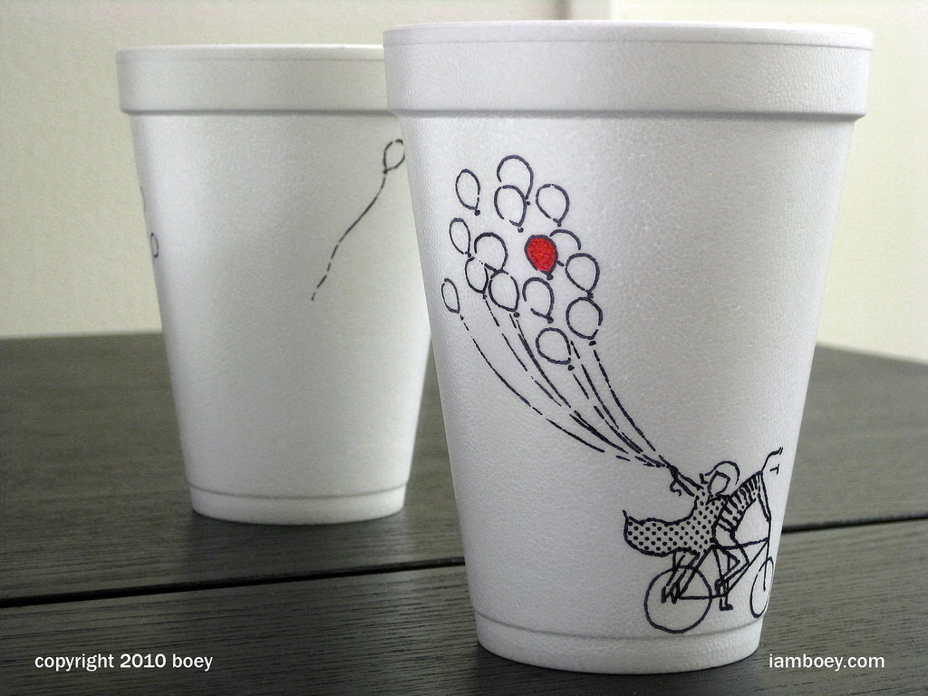 intricate coffee cup drawings by boey cromeyellow com