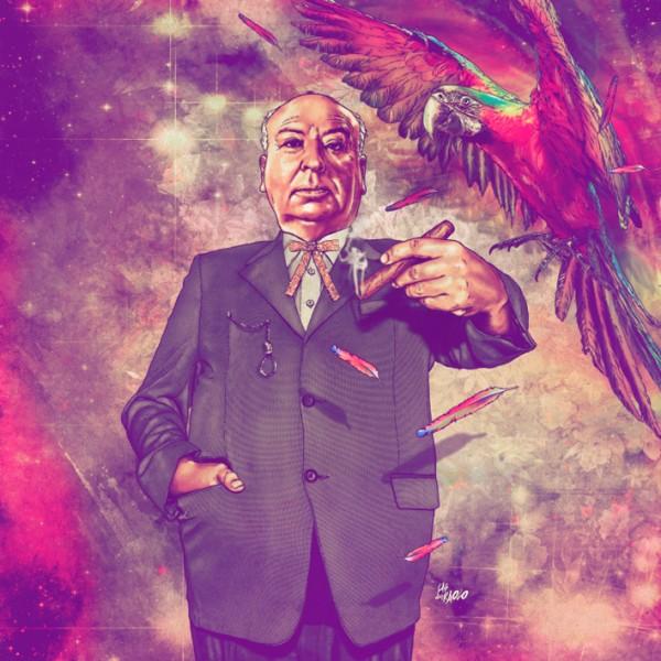 Mr.Hitchcock Fab Ciraolo
