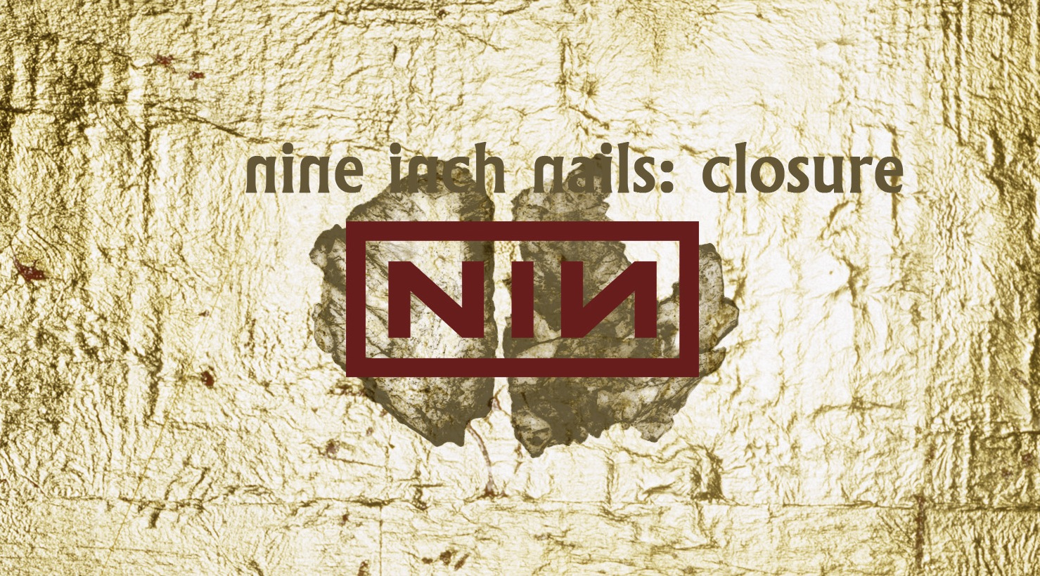Watch The Entire \'Self Destruct\' Documentary From Nine Inch Nails ...