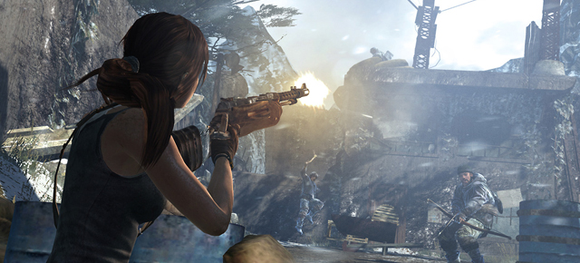 Game Review Tomb Raider 2013 Cromeyellow Com