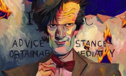 Rich Pellegrino&#039;s &#039;The Eleventh Doctor&#039; On Sale Now!