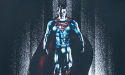 Luke Butland&#039;s &#039;Man Of Steel&#039; Poster