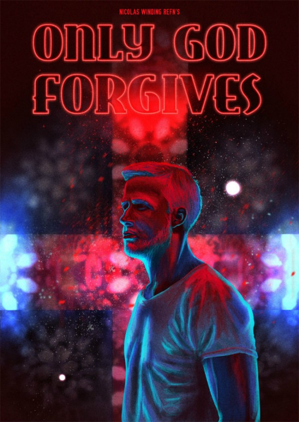 Only God Forgives Neon Poster Alt Film Posters For '...