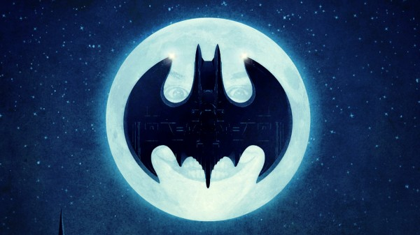 Matt Fergusons Batman Film Poster Cromeyellow