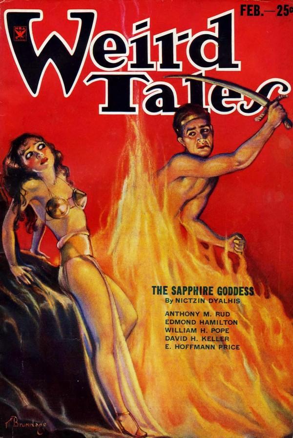1934-02 Weird Tales by Margaret Brundage