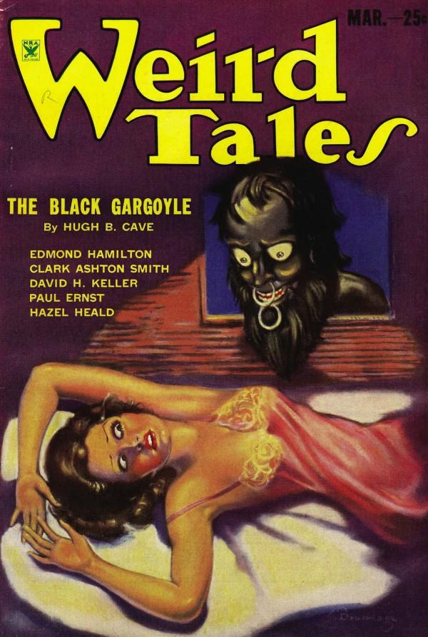 1934-03 Weird Tales by Margaret Brundage