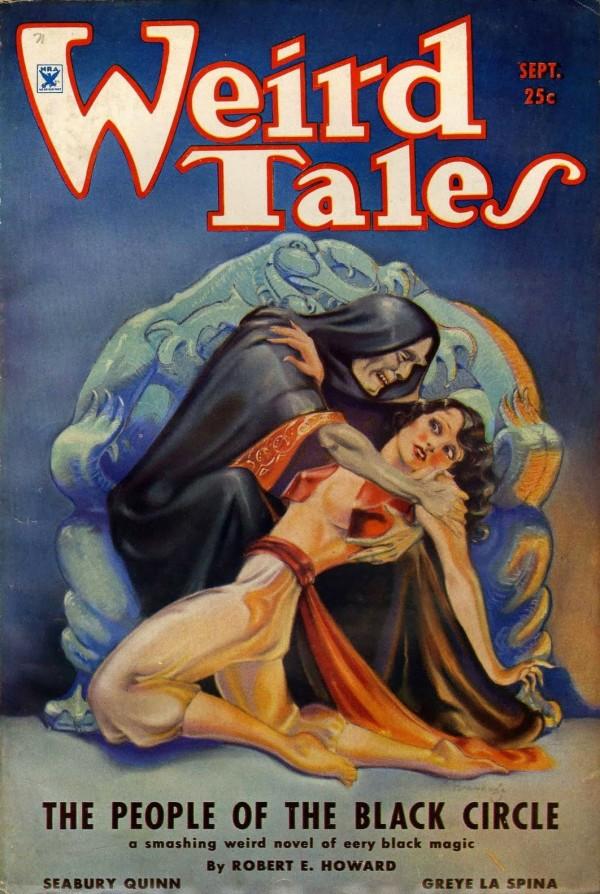 1934-09 Weird Tales by Margaret Brundage