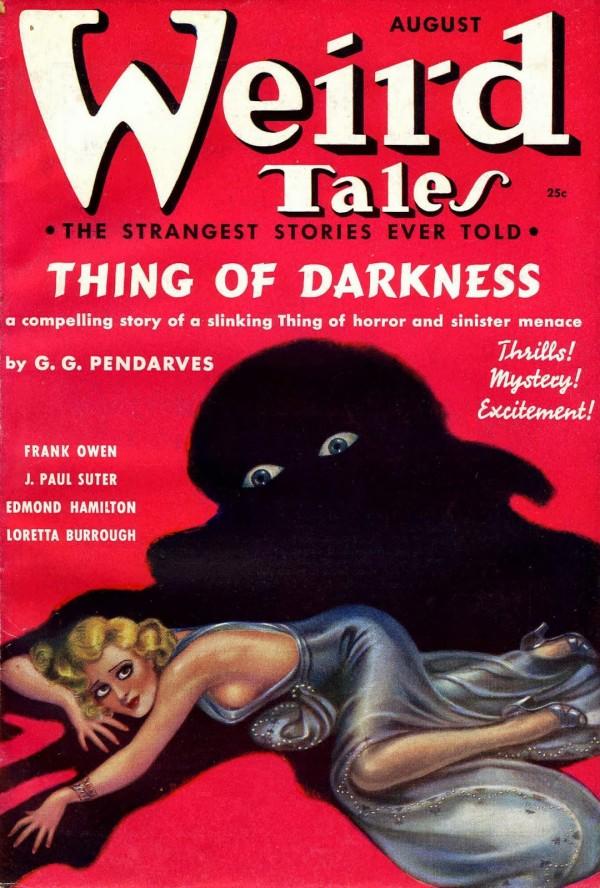1937-08 Weird Tales by Margaret Brundage