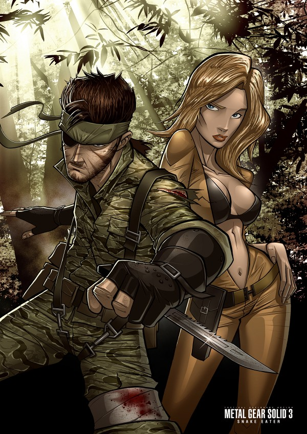 snake-eater metal gear_patrick_brown