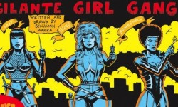 Kickstart Greg & Fake's 'A Comic, A Record, A T-shirt, A Nuff Said'