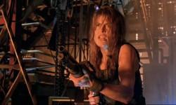 Badass Femmes: Sarah Connor In 'Terminator 2: Judgement Day'