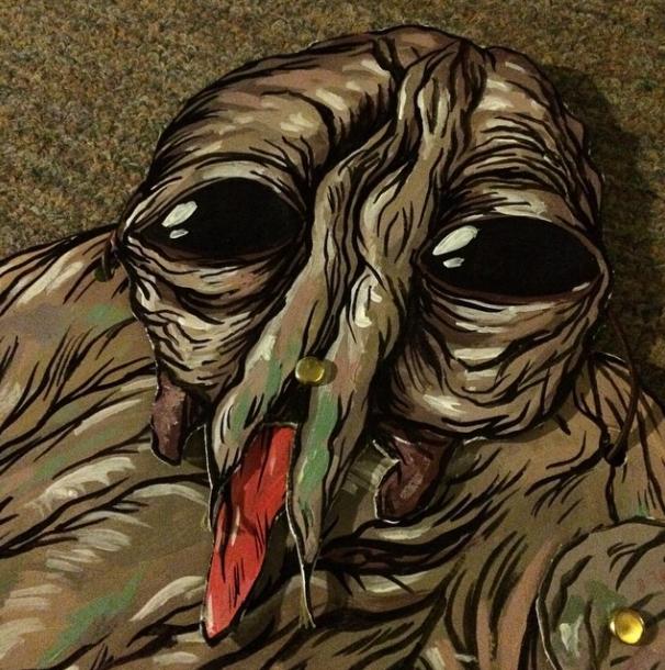 Horror Hangers By Trevor Henderson Cromeyellow Com