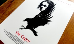 'The Crow' By Matt Ferguson For Cult Cinema