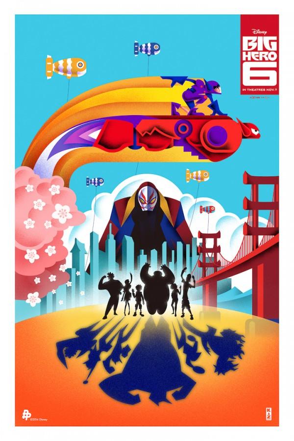 poster_posse_big_hero_6_kaz_oomori
