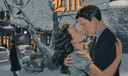 Laurent Durieux's 'It's A Wonderful Life' For Dark Hall Mansion