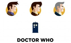 'Doctor Who: A Visual Recap' By Salvador Anguiano