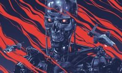 Gabz Does 'Terminator' For Grey Matter Art