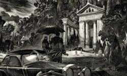 'Thomas & Martha Wayne' By Nicolas Delort