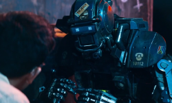 New Trailer For Neil Blomkamp's 'Chappie'