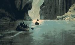 Matt Ferguson's 'Middle Earth' LOTR Trilogy