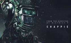 Neill Blomkamp's 'Chappie' X Poster Posse