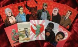 PJ McQuade's Valentines Card Bonanza