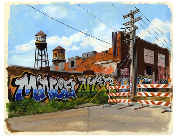 Jessica Hess_Moleskine Project IV