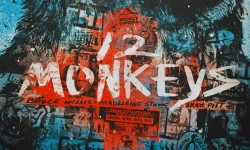 '12 Monkeys' By Zeb Love