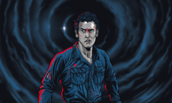 'Evil Dead 2' By Ghoulish Gary Pullin