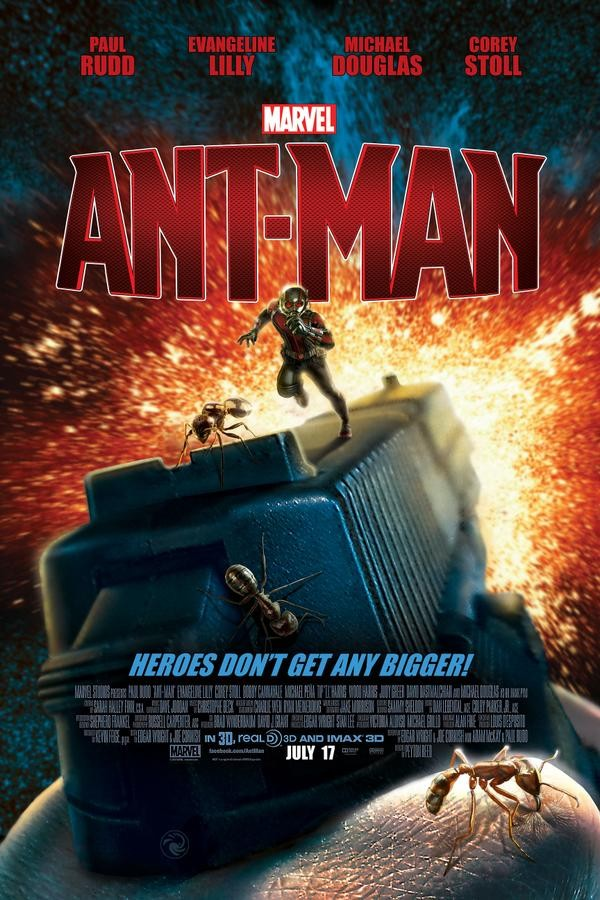 Release date for the ant man avatar ant man movie poster made by my