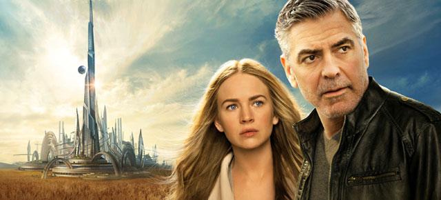 Film Review: 'Tomorrowland'