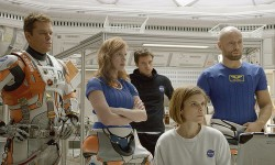New Trailer & Clip From 'The Martian'