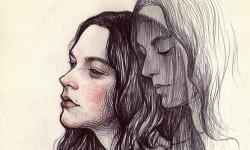 Hypnotic Illustrations By Subversive Girl