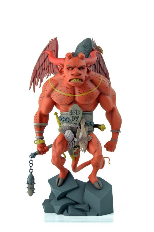 First Hellboy_Mondo