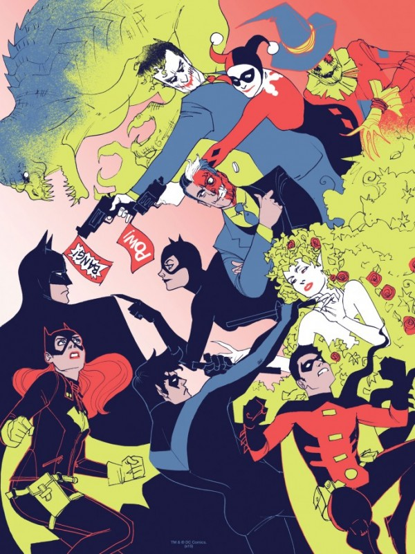 Kevin Wada - Batman