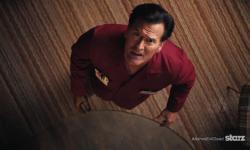 SDCC '15: The 'Ash Vs Evil Dead' Trailer Is Glorious