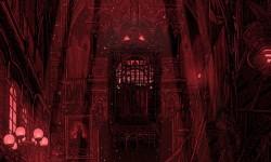 SDCC '15: 'Crimson Peak' Posters By Daniel Danger & Guy Davis