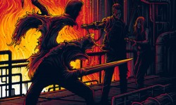 Art From Dan Mumford's 'Both Sides' Show At Gallery 1988