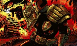 'Judge Dredd' Is Back Thanks To A New Print From Carlos Ezquerra