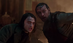 2 Very Different Trailers For 'Victor Frankenstein'