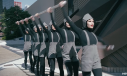 Michel Gondry's Video For The Chemical Brothers' 'Go'
