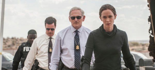 Sicario film review Emily Blunt Daniel Kaluuya