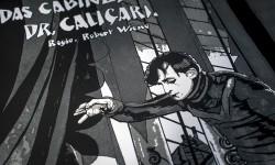 'Das Cabinet Des Dr. Caligari' By N.E. & New Flesh Prints